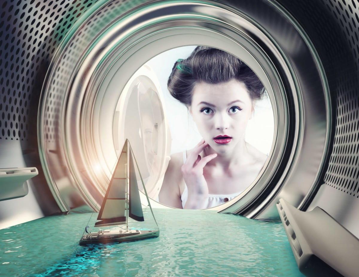 Пральна машина не зливає воду, що робити