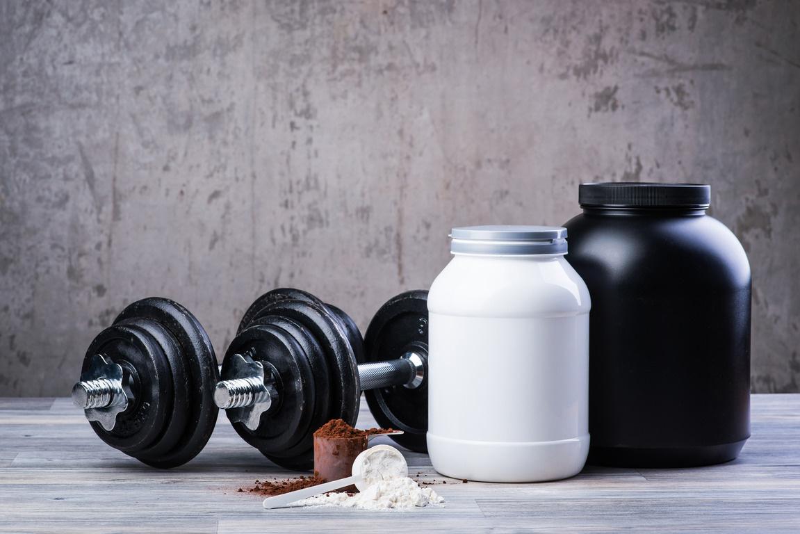 Спортивное питание — для достижения результатов