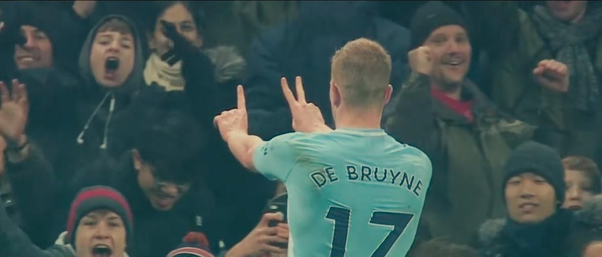 Кевин Де Брюйне остается лидером «Манчестер Сити»