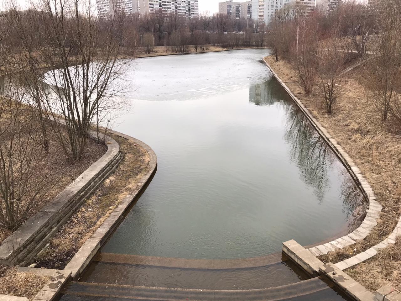 Московские пруды: как ведется реконструкция