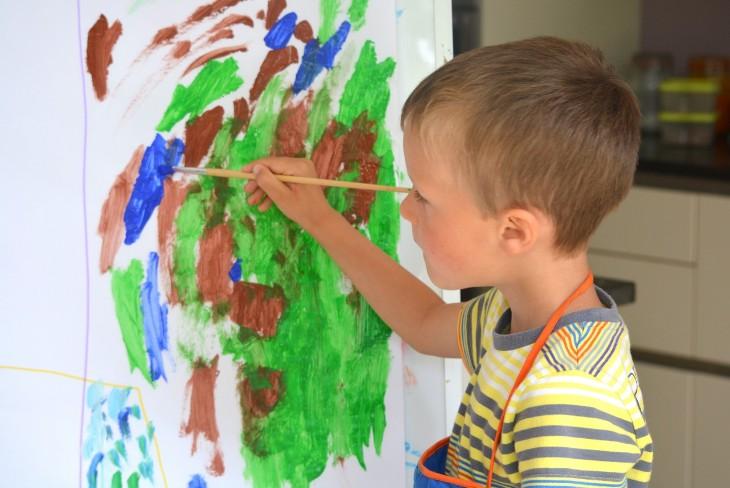 Как начать рисовать с нуля - настрой для творчества - фото