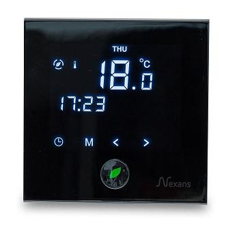 Терморегулятор сенсорный Nexans MILLITEMP 2 фото