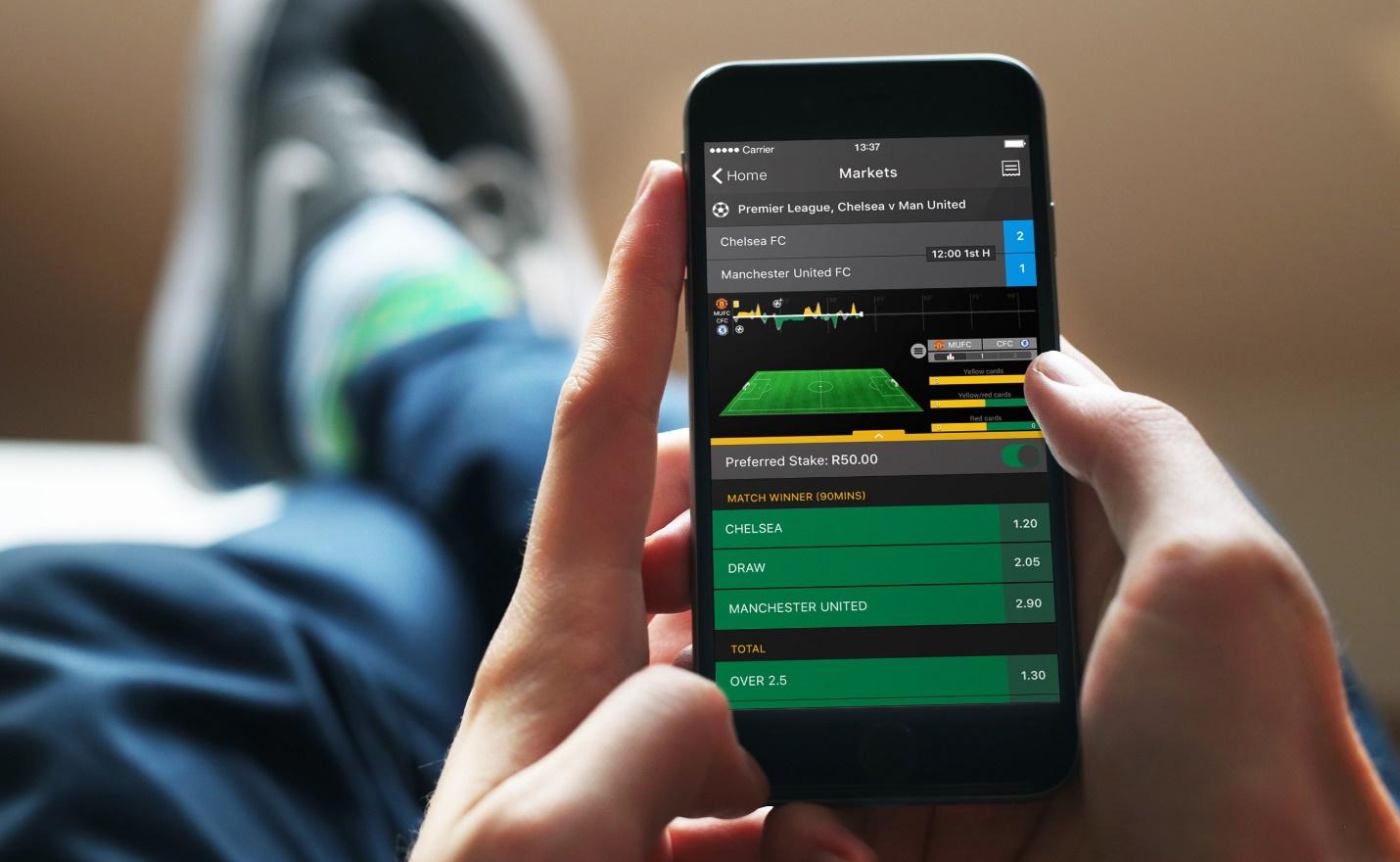 Букмекерские конторы с лучшими приложениями на iOS