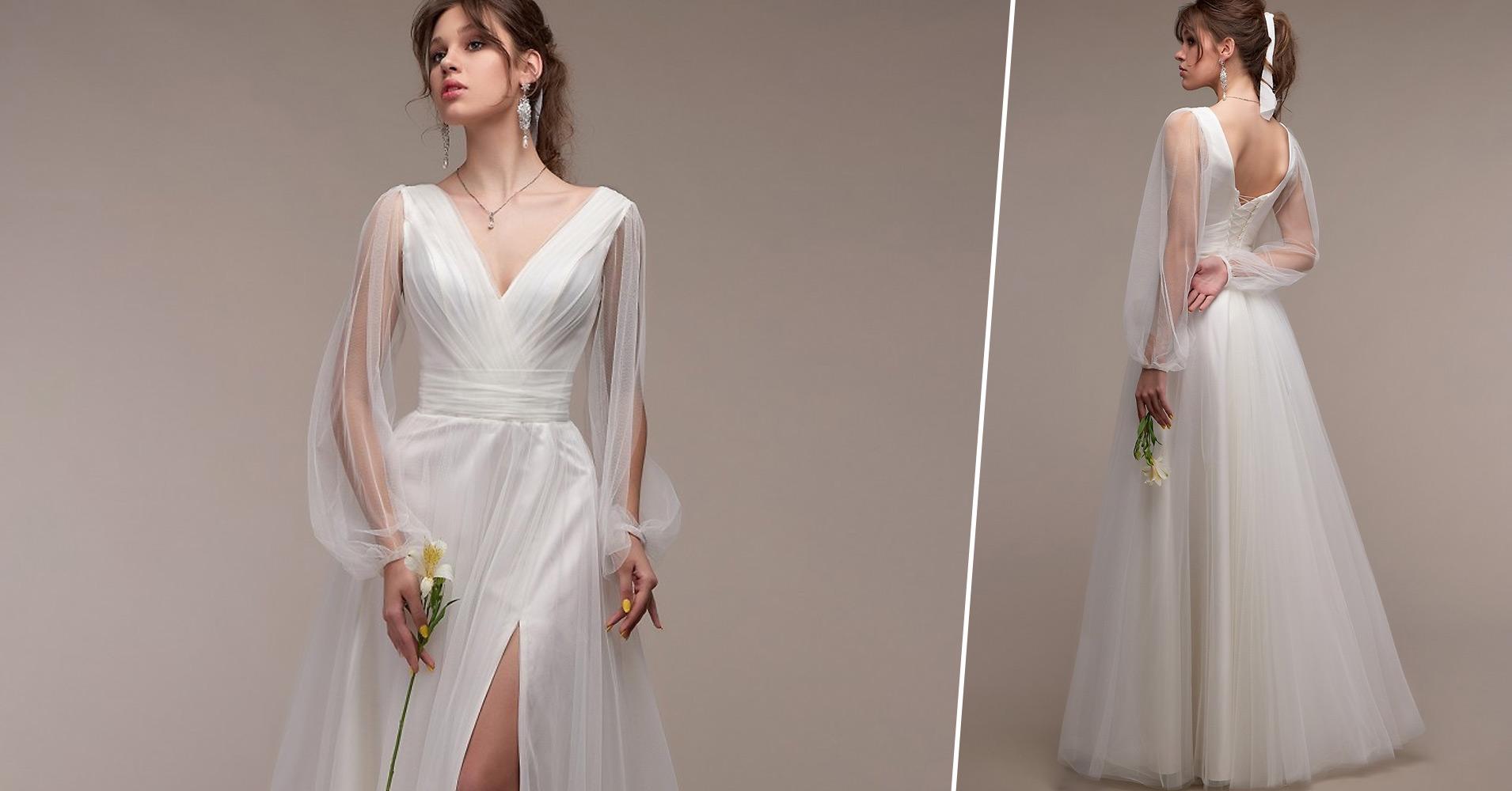 Как выбрать длинное вечернее платье
