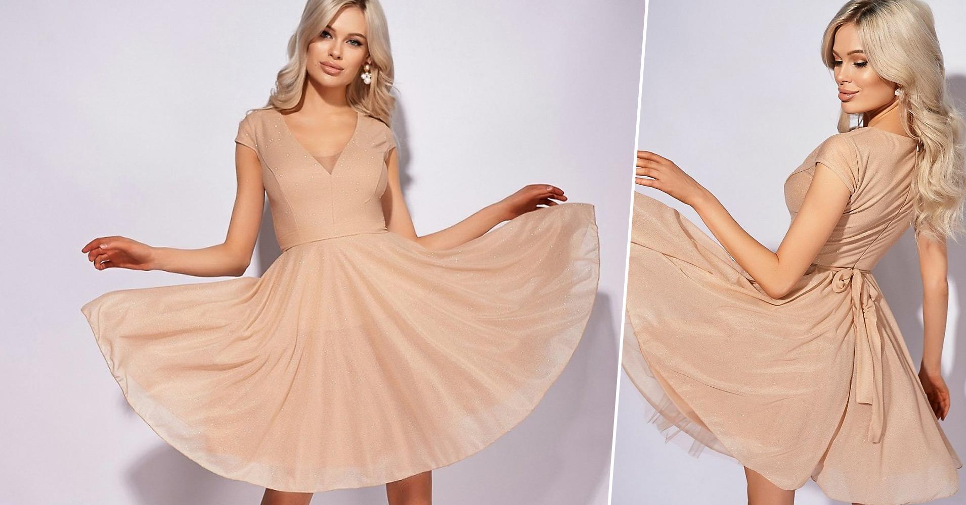 Какое коктейльное платье выбрать на выпускной?