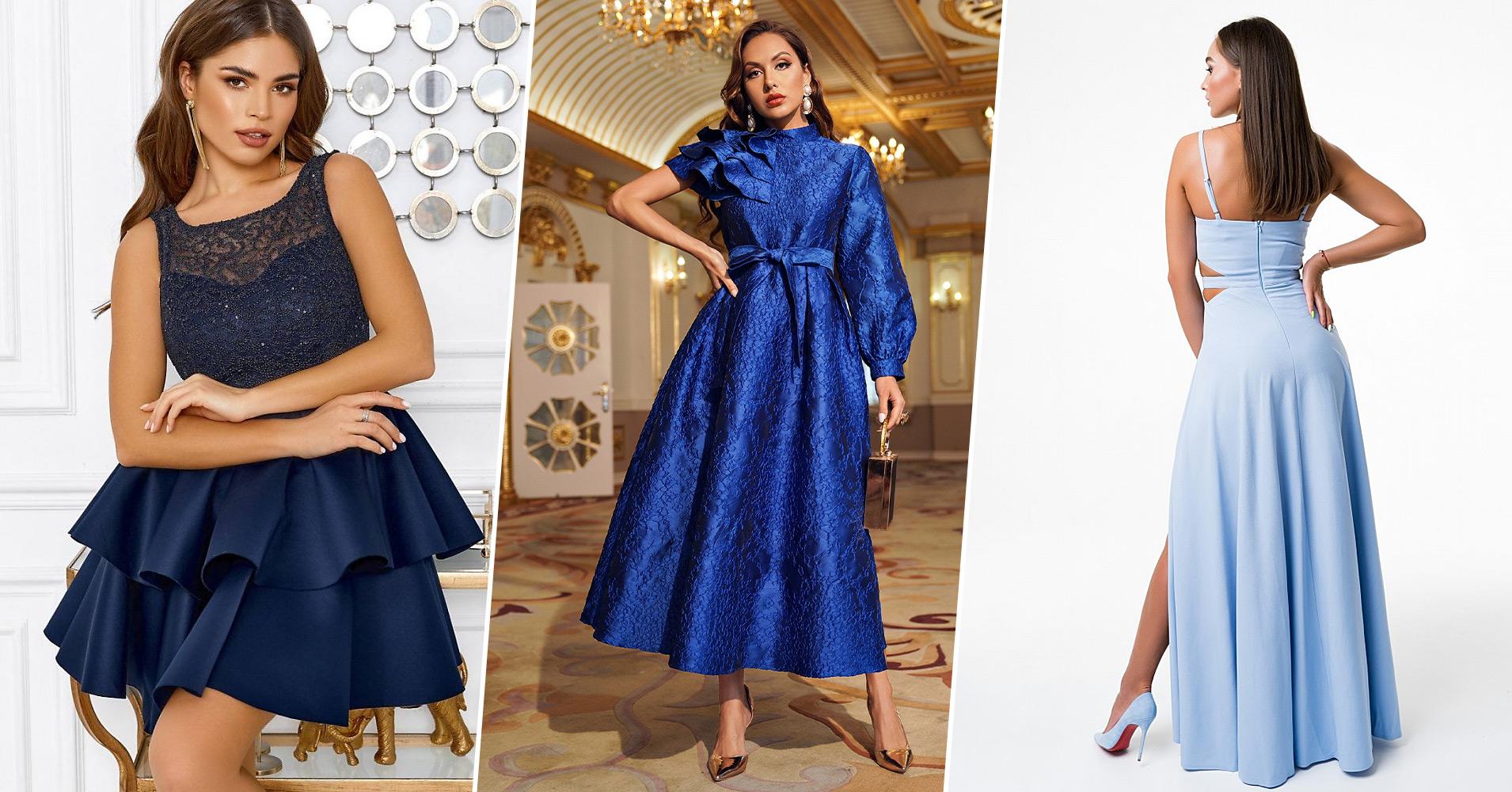 Какое платье выбрать на сезон осень-зима 2021