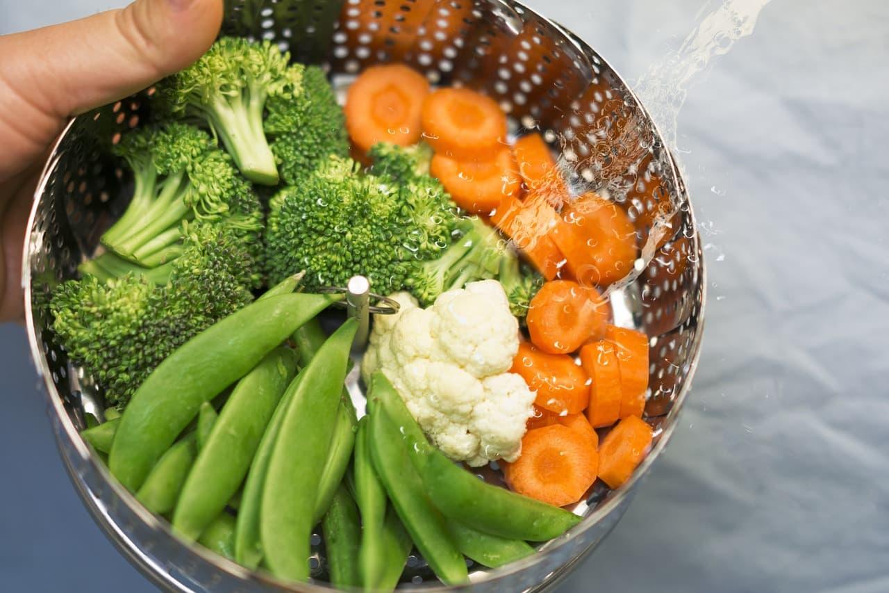 Прості страви із заморожених овочів